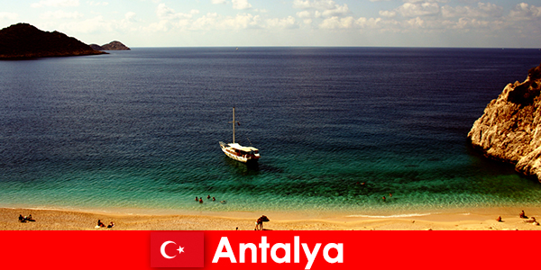 Emigrarea în Turcia în Antalya
