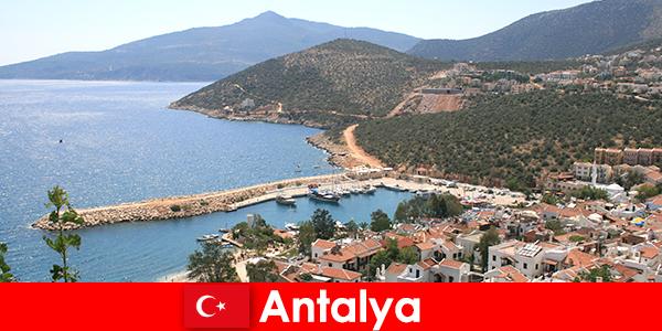 Plaje în Turcia Antalya