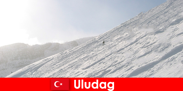 Sărbătorile de iarnă în Turcia Uludag