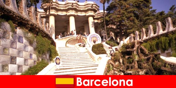 Cele mai bune repere și obiective turistice pentru turiștii din Barcelona