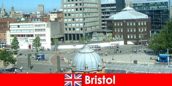 Atracții în orașul Bristol din Anglia pentru călători