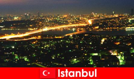 Orașul Istanbul pentru turiști merită întotdeauna o excursie