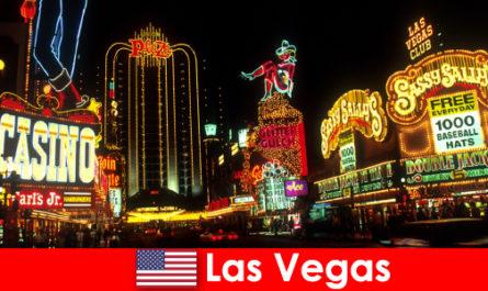 Las Vegas de divertisment și sfaturi din interior pentru călători