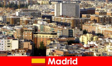 Sfaturi de călătorie și informații despre capitala Madrid în Spania