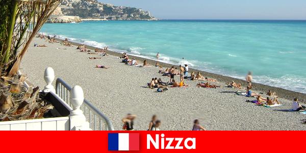 Frumoase plaje de pe Riviera Franceză