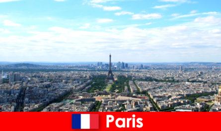Vedeți obiective turistice din marele oraș Paris