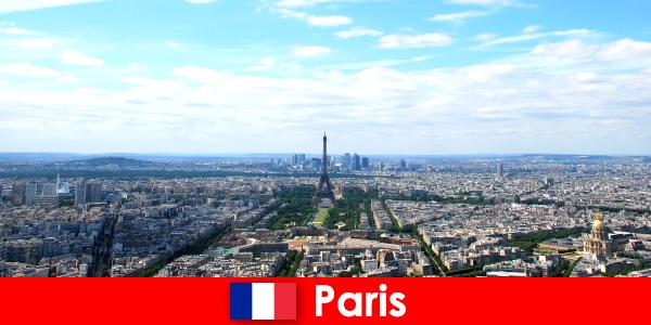 Vedeți ce să faceți în orașul Paris
