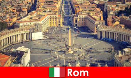 Când să vizitați Roma - Vreme, clima și recomandări