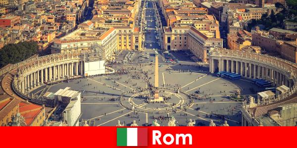 Când să vizitați Roma – Vreme, clima și recomandări