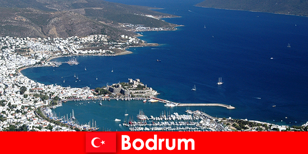 Emigrare ieftin în orașul Bodrum din Turcia
