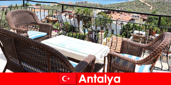 Ospitalitatea în Turcia este confirmată din nou de turiști în Antalya