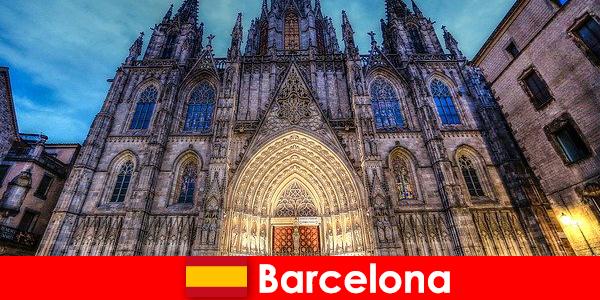 Barcelona inspiră fiecare oaspete cu mărturii ale culturii vechi de milenii