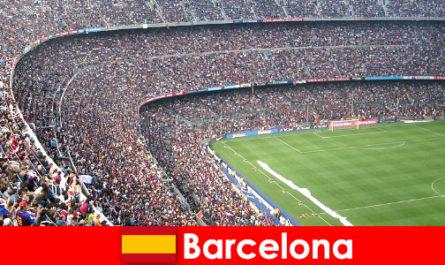Barcelona o excursie de vis pentru turisti cu sport si aventura