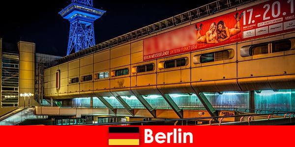 Experiența viața de noapte din Berlin cu bordeluri puffs și modele nobile de escortă