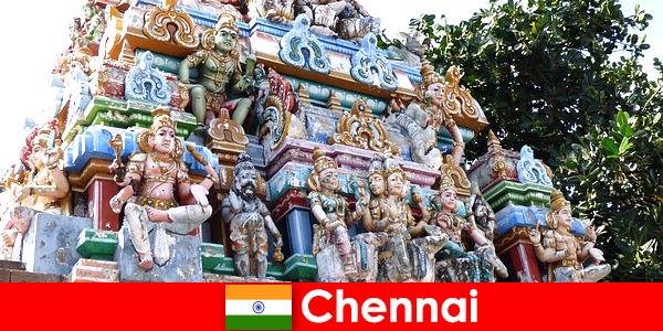 Atracții, excursii și activități în Chennai pentru străini nu există plictiseală