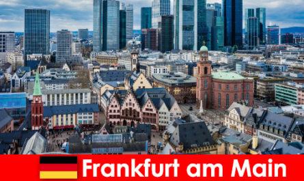 Excursie de lux în orașul Frankfurt pe Main pentru cunoscători