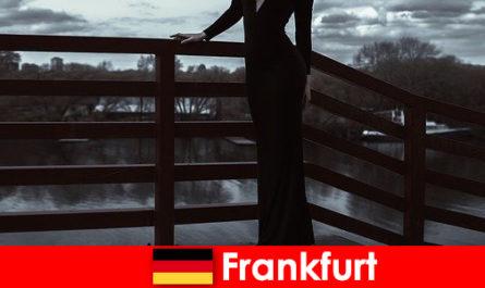 Sensual manager escorte în Frankfurt am Main răsfăța clienții lor din cap până în picioare
