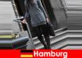 Doamnelor elegante din Hamburg răsfăța călătorii cu servicii exclusive de escortă discrete
