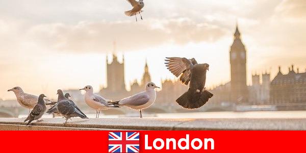 Locuri de interes în Londra pentru vizitatorii internaționali