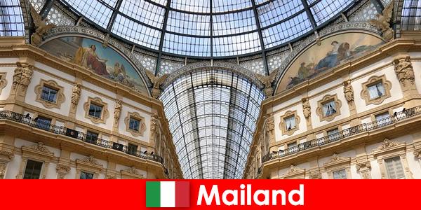 Atmosferă misterioasă în Milano cu simboluri renascentiste