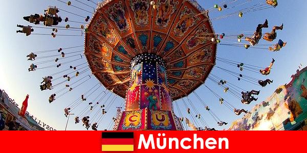 Evenimentele sportive internaționale și Oktoberfests din München reprezintă un magnet pentru oaspeți