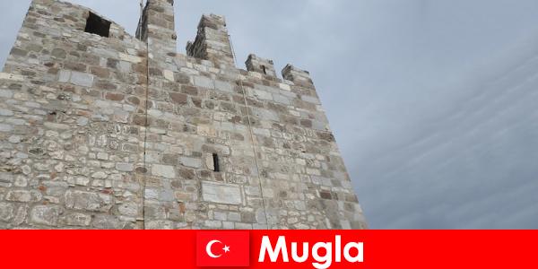 Excursie de aventură în orașele ruinate Mugla din Turcia