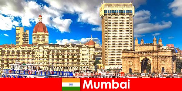 Mumbai o metropolă importantă în India pentru economie și turism