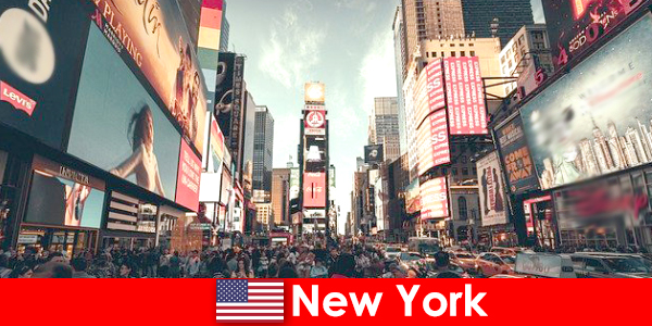 Cumpărături în New York este o necesitate pentru milioane de călători
