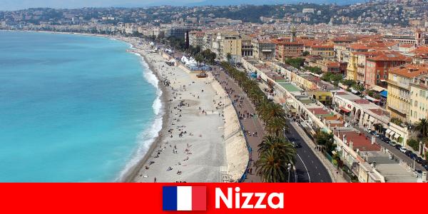 Experiența frumos în Franța
