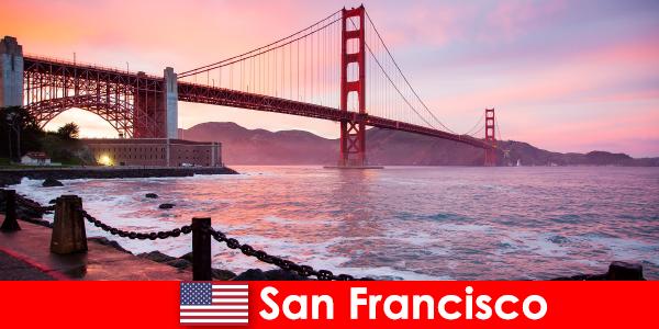 Experiența vacanțe de lux în Statele Unite Ale Americii San Francisco