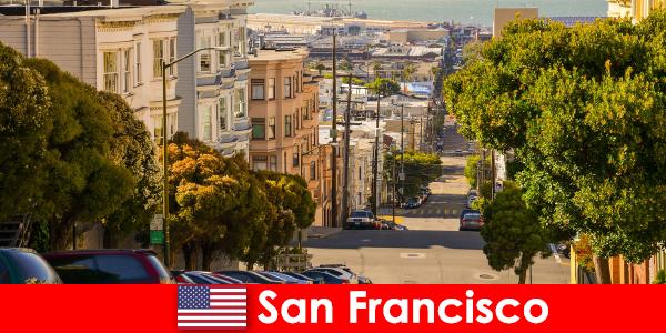 Clima din San Francisco și atunci când este cel mai bun timp pentru a vizita