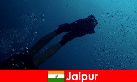 Sporturi nautice în Jaipur este cel mai bun sfat pentru scafandri