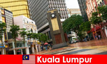 Kuala Lumpur centru cultural și economic al celei mai mari zone metropolitane din Malaezia
