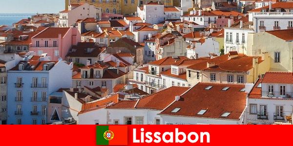 Lisabona, destinația de vârf a orașului de coastă, cu soare pe plajă și mâncare delicioasă