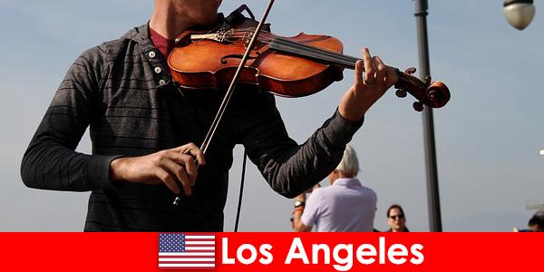 Atracții care merită văzute în Los Angeles pentru călătorii internaționali