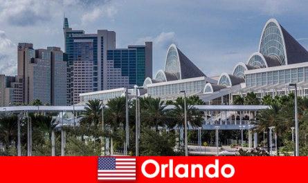 Orlando este cea mai vizitata destinatie turistica din Statele Unite