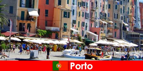 Porto este întotdeauna o destinație populară pentru excursioniști și turiști cu bugete mici
