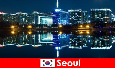 Seul în Coreea de Sud este un oraș fascinant, care arată tradiția cu modernitate