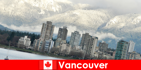 Vancouver minunat oraș între ocean și munți deschide multe oportunități pentru turisti sport