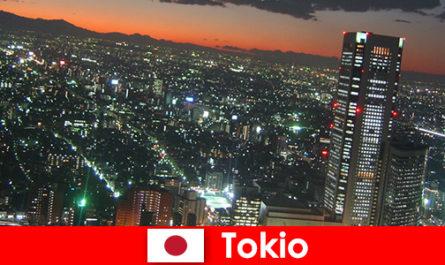 Străinii iubesc Tokyo - cel mai mare și mai modern oraș din lume