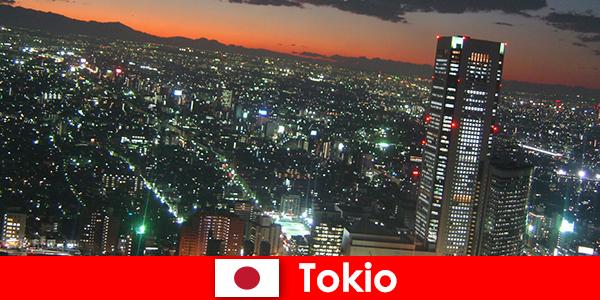 Străinii iubesc Tokyo – cel mai mare și mai modern oraș din lume
