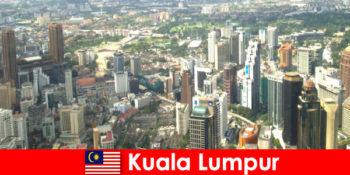 Kuala Lumpur în Malaezia Iubitorii de Asia vin aici din nou și din nou