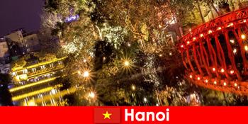 Hanoi în Vietnam este deschis la inima pentru turism