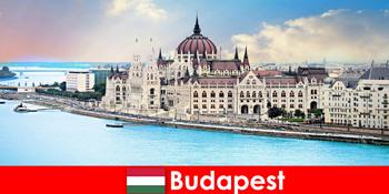 Budapesta frumos oras cu multe obiective turistice pentru turisti