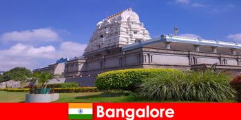 Misterioasele și magnificele complexe de temple din Bangalore