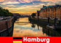 Frumusețe arhitecturală și divertisment pentru pauze scurte în Hamburg Germania