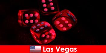 Călătorie în lumea strălucitoare de o mie de jocuri în Las Vegas Statele Unite