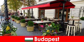 Destinatie de scurta pauza in Budapesta Ungaria pentru vizitatorii cu gust pentru mese rafinate