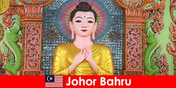 Pachete de vacanță și excursii culturale pentru turisti la Johor Bahru Malaezia