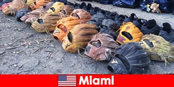 Vacanta de vis pentru calatorii in parcurile sportive din Miami Statele Unite